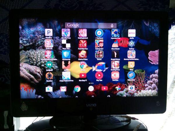 VIZIO flatscreen TV for Sale in Houston, TX - OfferUp