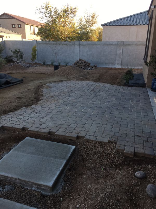 Free Pavers Must Take All For Sale In Chandler Az Offerup