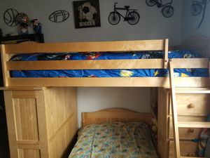 New And Used Bunk Beds For Sale In Colorado Springs Co Offerup