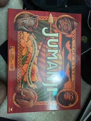 Jumanji game board for Sale in Falls Church, VA