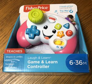 Photo Fisher-Price Laugh & Learn Game Learn Controller For Kids