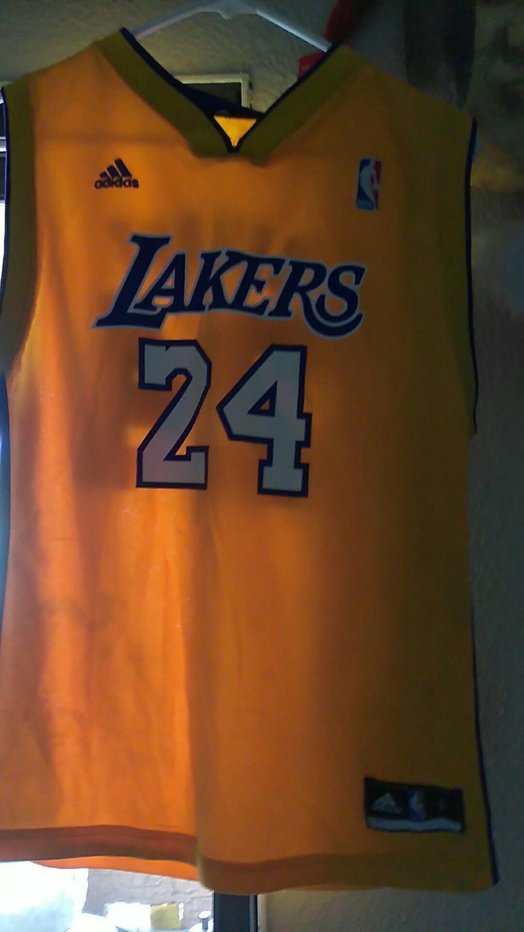 Addidas Kobe Bryant jersey