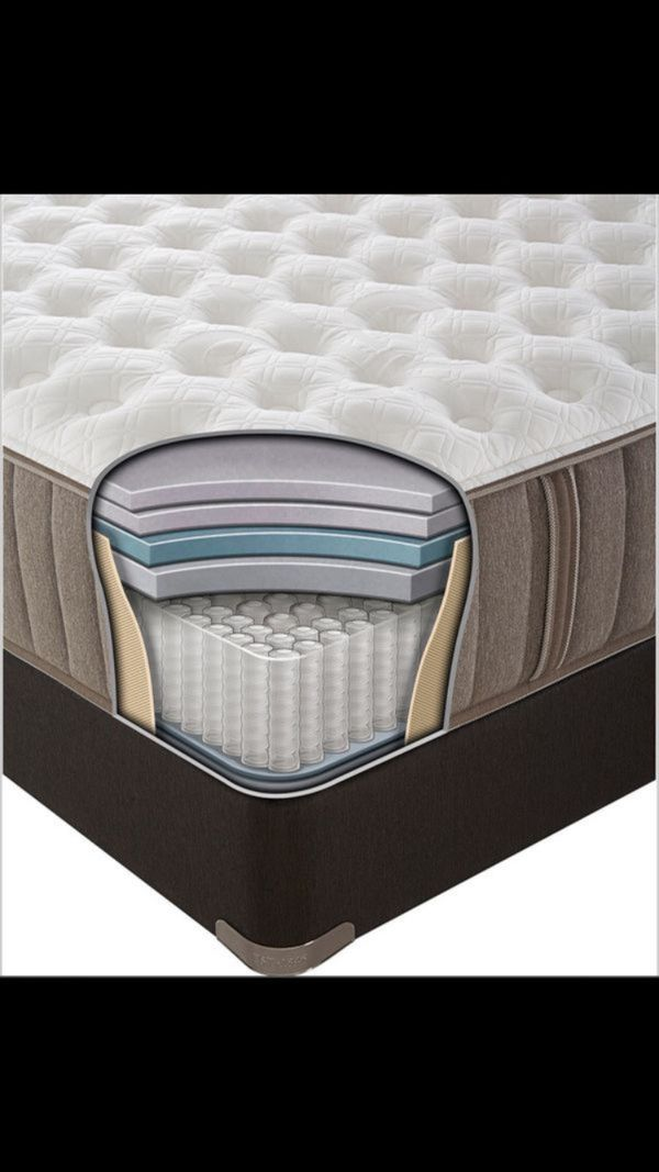 stears and foster estate collection california king new mattress
