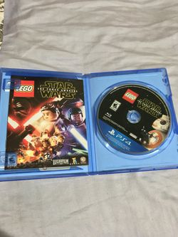 LEGO Star Wars the Force Awakens PS4 Thumbnail