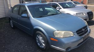 2001 NISSAN MAXIMA for Sale in Silver Spring, MD