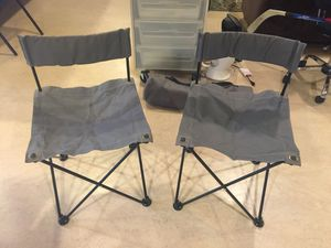 Set of two brand new camp chairs for Sale in Pittsburgh, PA