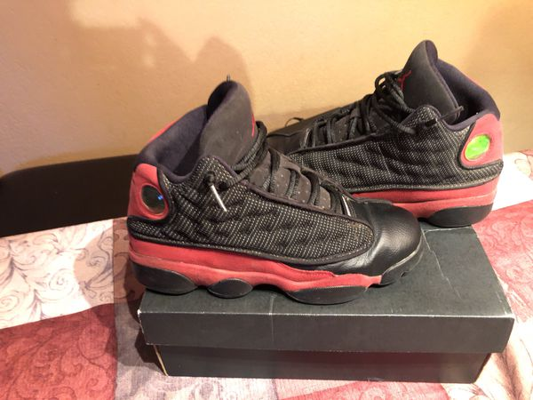 finest selection 9dbad a56ba Jordan 13 Retro Bred (2017) for Sale in Fowler, CA - OfferUp