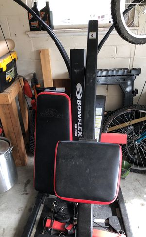 Bow flex exercise equipment for Sale in Belleview, FL