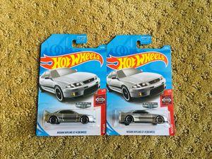 Photo Hot Wheels Nissan Skyline GTR R33 ZAMAC