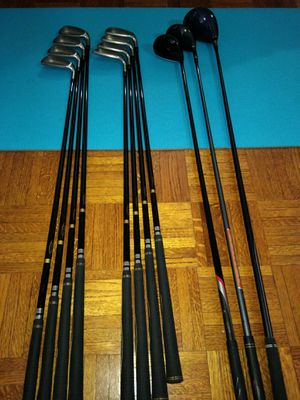 Mixed 11 Piece Golf Set [Top Flite,Callaway,NIKE for Sale in Brooklyn, NY