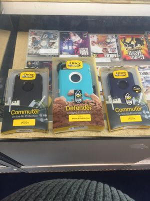 Otter box iPhone 6 - iPhone 6+ for Sale in Baltimore, MD