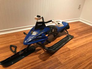 Kids snow bike sled by Yamaha for Sale in Laurel, MD