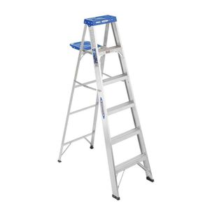 Werner 6 ft. Aluminium Step Ladder for Sale in Davenport, FL