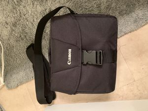 Cannon Camera Bag for Sale in McLean, VA