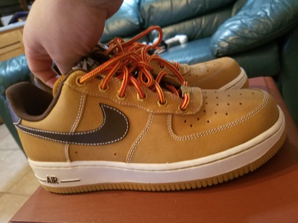 check out d2d79 c0c4c Nike Air Force 1s
