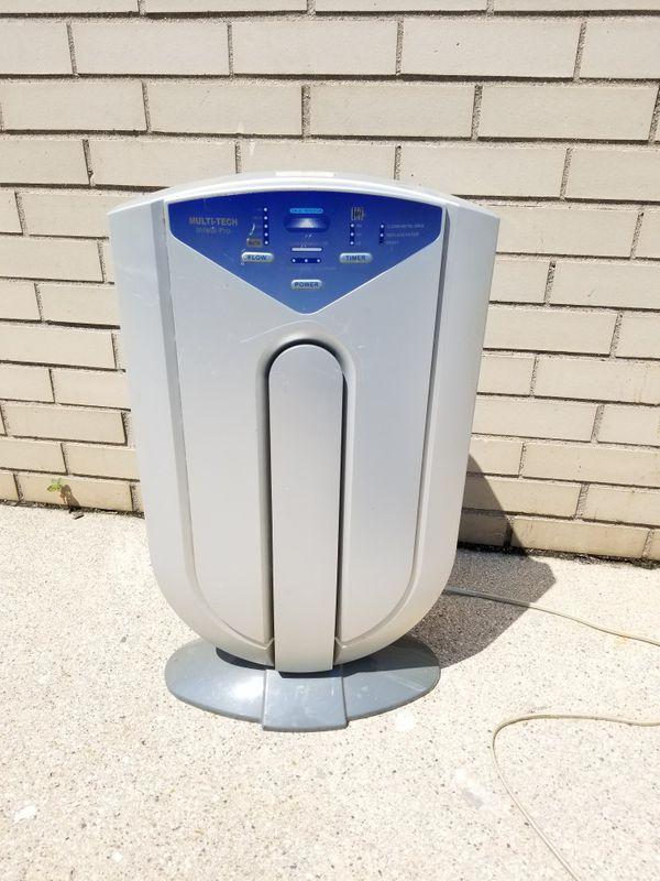 Surround Air Xj 3800 Large Intelligent Purifier Gray Appliances In Melrose Park Il Offerup