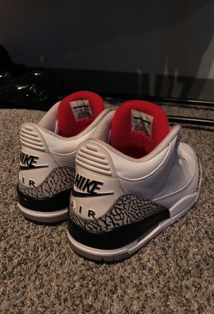 Air Jordan White Cement 3 88s Size 12 Retro for Sale in Pittsburgh, PA