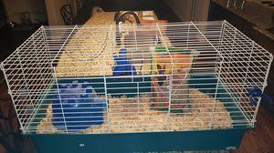 Large Rabbit Cage for sale  Tulsa, OK
