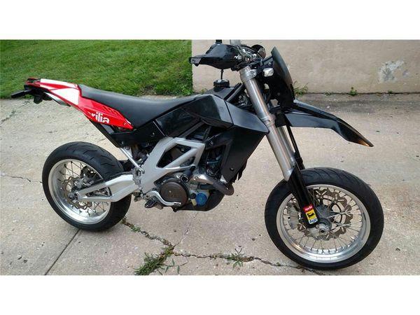 2007 aprilia sxv 550