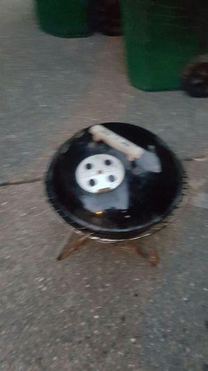 Bbq grill weber for Sale in Stockton, CA