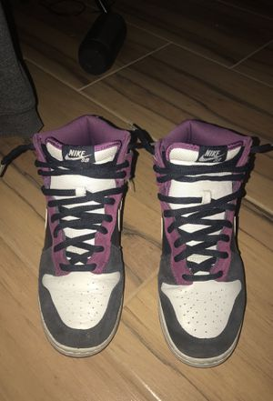 Air Nike's high top size 9.5 men for Sale in Orlando, FL