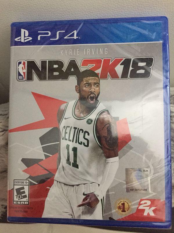 d15cbfc0c0b NBA 2K18 for PS4  new  for Sale in Montebello