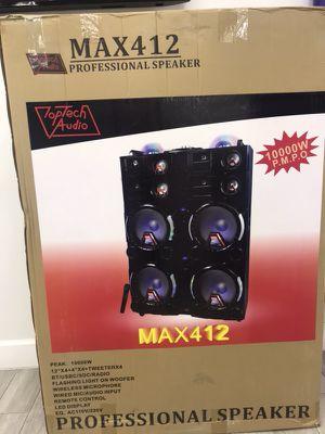 Bluetooth Speaker 899$$ for Sale in Orlando, FL