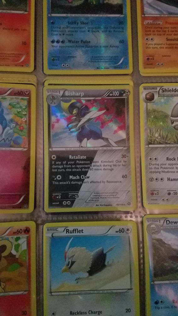 20 Pokemon Booster Cards