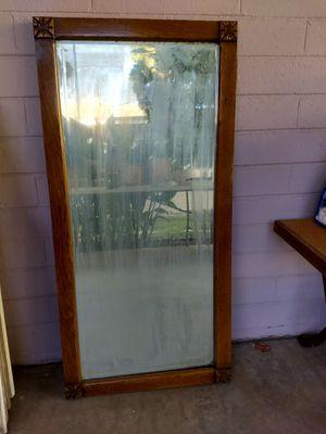 Antique Wood Mirror for Sale in Phoenix, AZ
