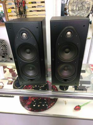 Polk audio rt55 bookshelf loudspeaker for Sale in Orlando, FL