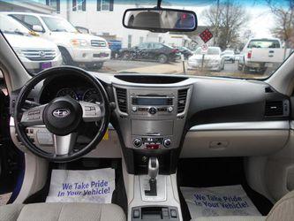 2011 Subaru Legacy Thumbnail
