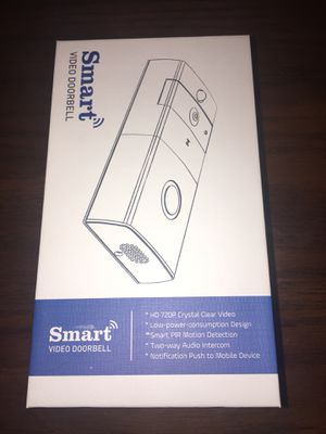 Smart Video Doorbell for Sale in St. Louis, MO