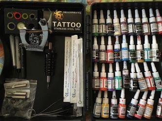 Tattoo kit Thumbnail