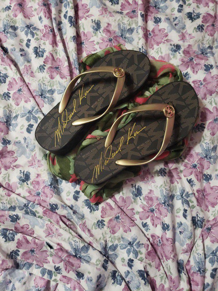 Michael Kore Woman  Sandals