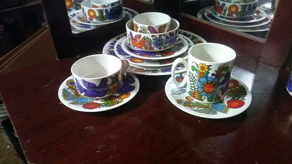 Dishes,Acapulco,Villeroy & Boch Made in Luxembourg, IMPERIALE ET ...