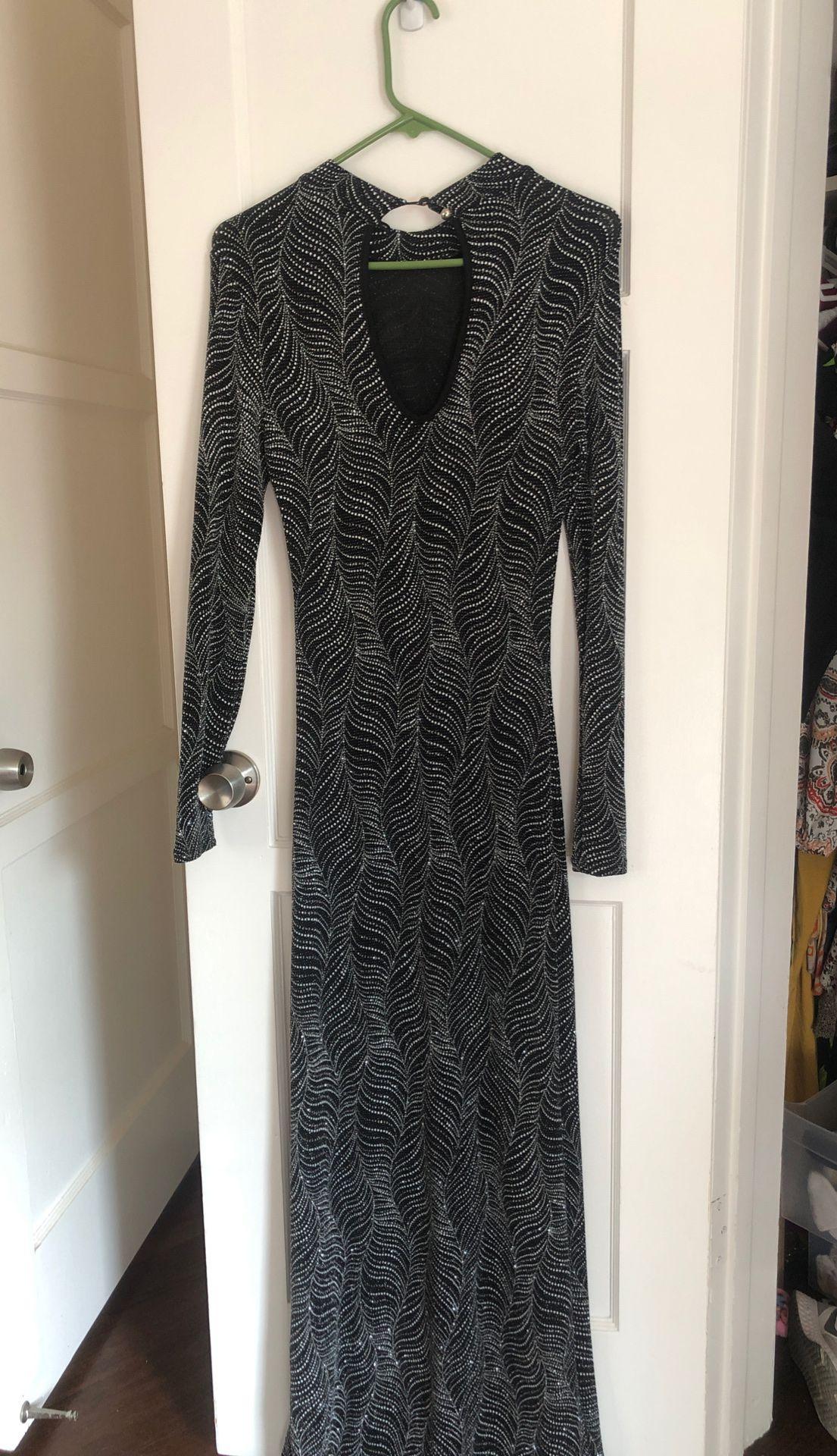 Women's size small glitter dress