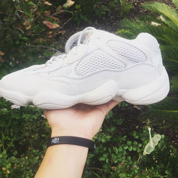 "1ad8af1fabf50 Adidas Yeezy Boost 500 ""Blush"" for Sale in Riverside"