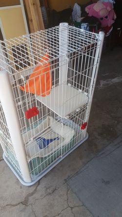 Cat cage Thumbnail