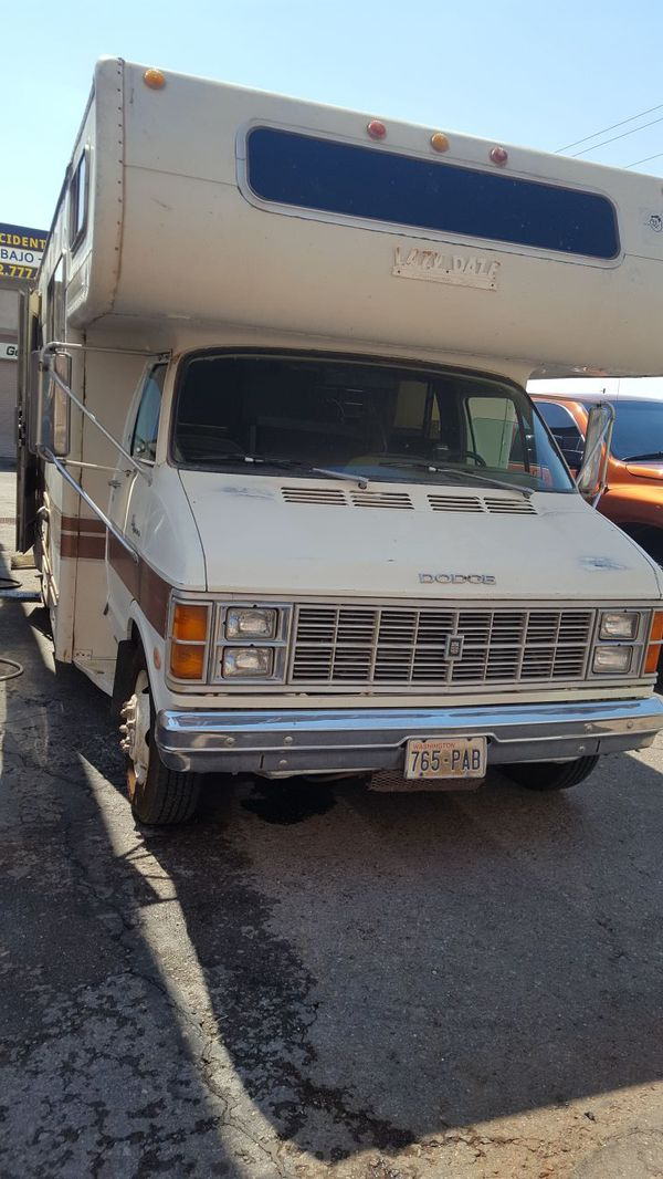 1979 Dodge Sportsman Rv price lowerd for Sale in Mesa, AZ - OfferUp