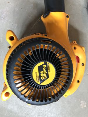 Poulan pro blower for Sale in Leesburg, VA