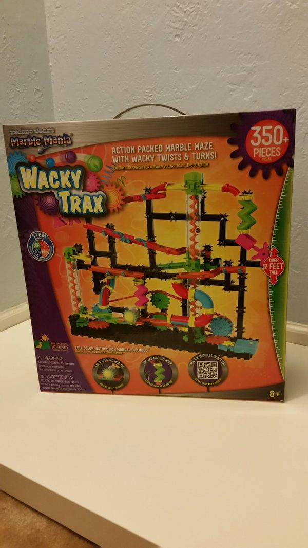Techno Gears Marble Mania Wacky Trax For Sale In Pittsburgh Pa