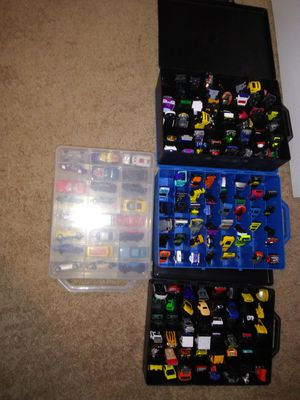 Matchbox cars and cases for Sale in Denver, CO