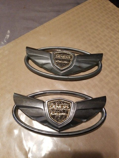 Hyundai Genesis Coupe Emblem For Sale In Hesperia Ca Offerup