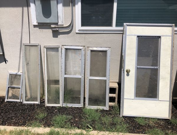 RV Door and Windows for Sale in Rancho Cordova, CA - OfferUp