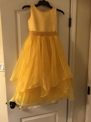 New and used flower girl dresses for sale in harlingen tx offerup sunflower yellow flower girl dress for sale in weslaco tx mightylinksfo