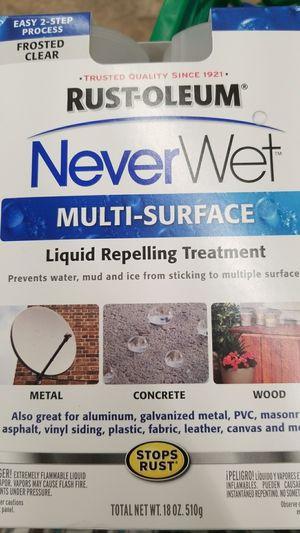 NeverWet multi surface 18oz for Sale in Richmond, VA
