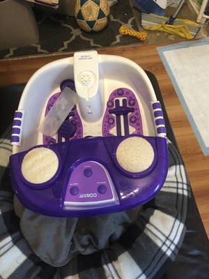 Spa foot washer for Sale in Gaithersburg, MD