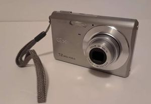 Casio Exilim EX-Z70 Zoom 7.2MP Digital Camera, used for sale  Broken Arrow, OK
