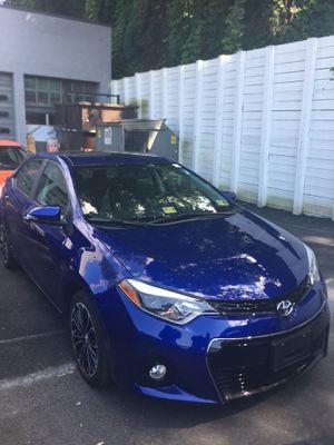 2015 Corolla S Plus for Sale in Falls Church, VA
