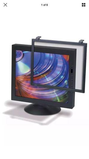 Computer monitor anti glare privacy screen for Sale in Richmond, VA